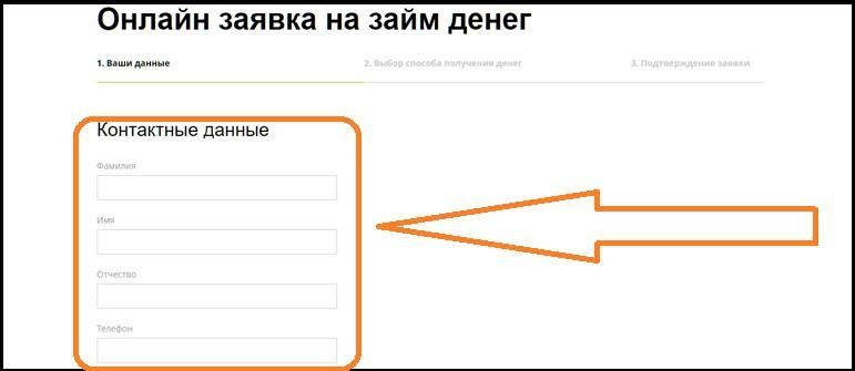 кредит плюс личный кабинет украина